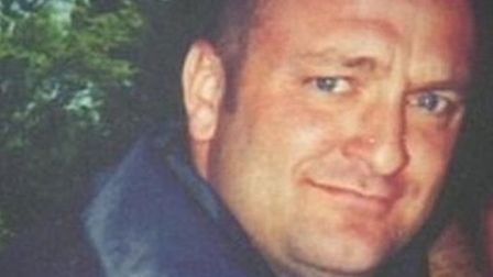 Lee Balkwell, who died in July 2002, at Denises farm, Upminster. Picture: Les Balkwell