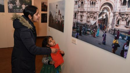 An exhibition on Western India at the Redbridge Museum