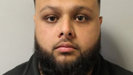 Mohammed Tamim Uddin has been jailed for two years. Picture: MET POLICE