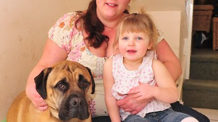 Tara Rowan-Lock and her daughter Ruby would like to thank the public for helping raise funds for an