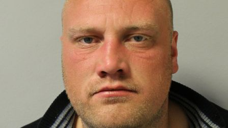 Chambers was jailed for slashing somebody in the face in Stratford Picture: Met Police