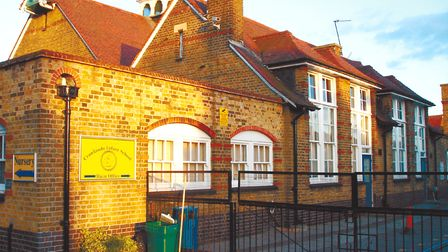 Crowlands Primary School was known as London Road School in the 1930s.