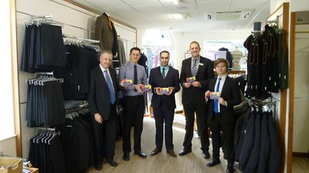 The customer hero scheme is launched in Lowestoft.