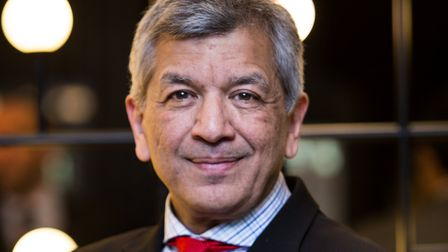 Unmesh Desai, GLA member for City and East, says London must be heard in Brexit talks