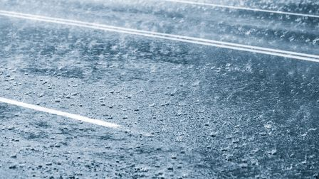 The Met Office is advising UK residents to expect sporadic showers this weekend.