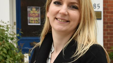 The Conservative Party candidates for Havering. Julia Dockerill ( Hornchurch and Upminster )