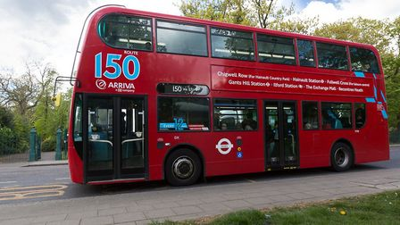 The 150 bus route was host to a shocking attack 40 years ago this week. Photo: TFL