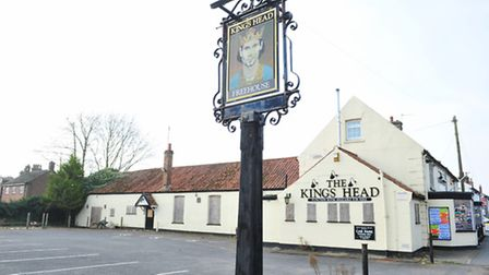 Kings Head public house, Kessingland.