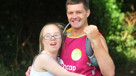 Mark Nussey from Blundeston will soon take on his toughest challenge yet.