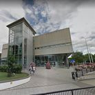 A toddler escaped from Central Library, Romford, through the subway and was found in Laurie Walk. Pi