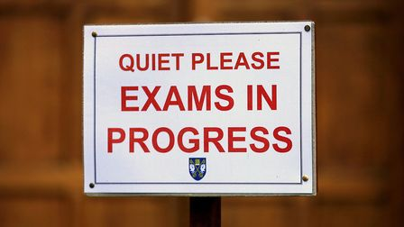 There is just over two weeks to go before teenagers around the borough collect their GCSE results. P