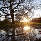 The weather this weekend is due to be dry and bright, but with chilly mornings. Photo: PA