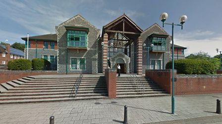 Fahad Abdi was found guilty at Canterbury Crown Court (Picture: Google Maps)