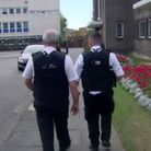 Debt collectors visited Havering Council to collect a debt worth more than £12,000 on last night's e