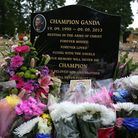 Champion Ganda, of Harold Hill, was stabbed to death aged 17. Picture: Ellie Hoskins
