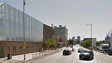 The incident took place on High Road Ilford. Picture: Google Maps