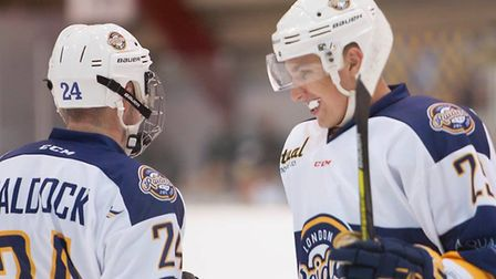 London Raiders forward Jake Sylvester finds something to smile about (pic John Scott)