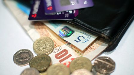 8.3 million adults in the UK are living with problem debt. Picture: Yui Mok/PA images
