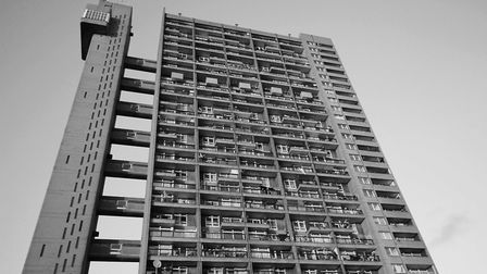 Trellick Tower. (Photo by Chris Morphet/Getty Images)