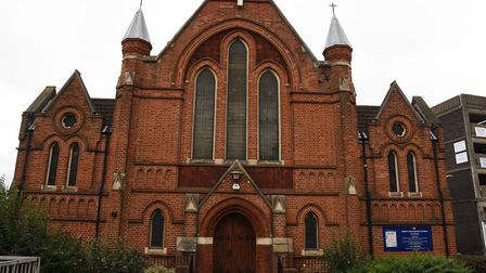 Frederick Westgate was a driving force behind building Mawney Road Methodist church, now known as Tr