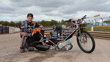 Ben Morley of Lakeside Hammers (pic Rob Newell/CameraSport)