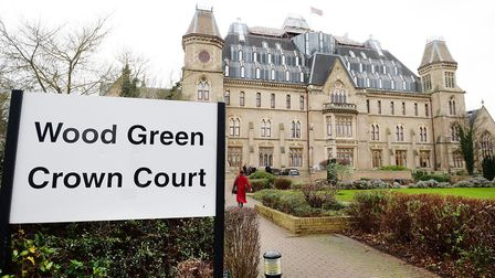 Wood Green Crown Court. Picture: PA