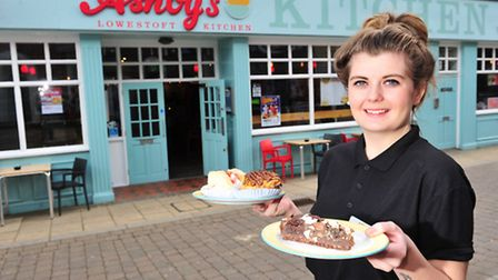Ashby's restaurant on Lowestoft High Street is set to be giving food away in a bid to increase busin