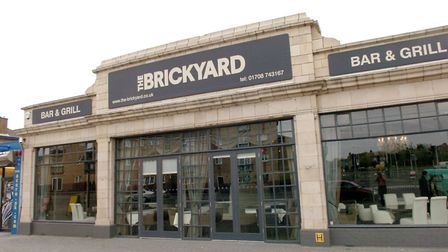 The Brickyard bar and Grill