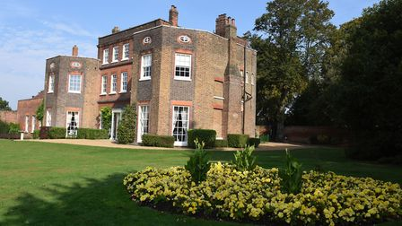 Photograph from a previous Open House Weekend at Langtons House in Hornchurch. Picture: Ken Mears