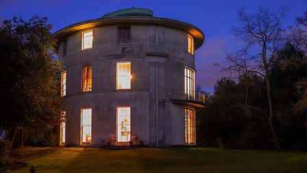 The Round House, Havering-atte-Bower. Picture: Open House London