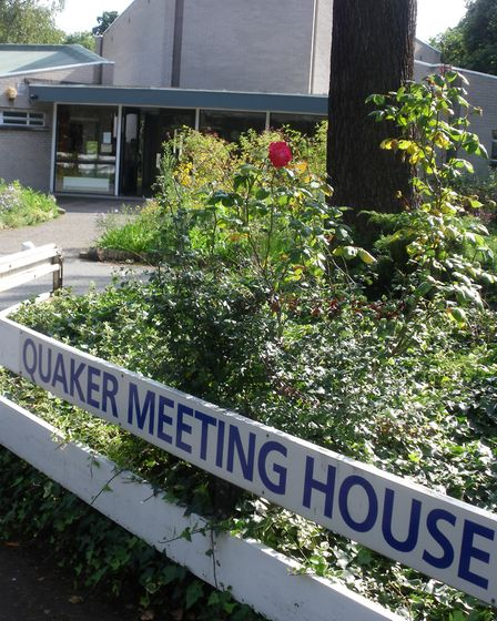 Quaker Meeting House, Wanstead. Picture: Open House London
