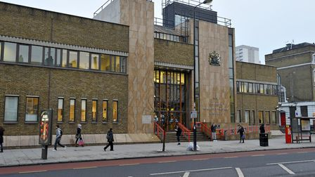 Thames Magistrates Court. Picture: Spencer Griffiths