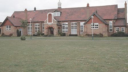 Former St Leonard's children's home in Hornchurch. Picture: Historic England