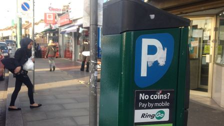 Pay and display machines will go cash free next year. Picture Archant.