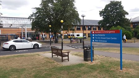 King George Hospital, which share its site in Goodmayes with the North East London Treatment Centre.