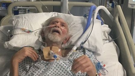 Ahmet Dobran has been in and out of an induced coma over the last month. Picture: Met Police