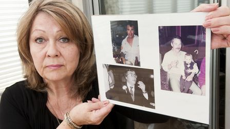 Angela Farrugia lost three brothers - Barry, Victor and David - to contaminated blood. She said it t