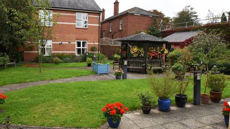 Meadow Court Care Home. Picture: Ken Mears