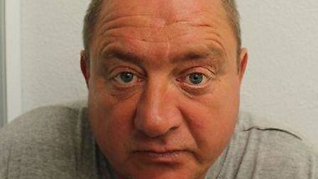 The public are warned not to approach Mark Croxson. Picture: Met Police