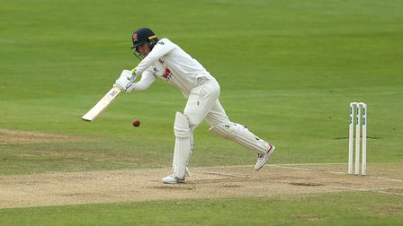 Dan Lawrence of Essex has been named Cricket Writers' Club Young Player of the Year (pic: Steve Past