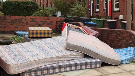 Fly-tipping in Brent has surged by 147% in three years