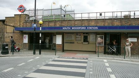 South Woodford Station
