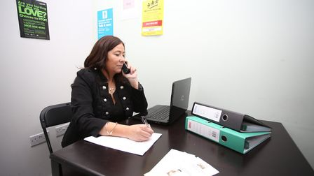 Havering Women's Aid launched a dedicated men's domestic abuse helpline in 2015 from its office in H