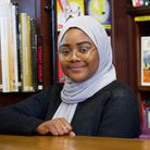 Fatima Tijjani, from Valentines High School, is this week's Young Citizen nominee. Picture: Anthony