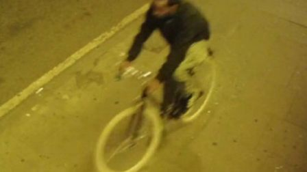 Police would like to identify this man Picture: Met Police