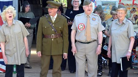 1940's weekend. Pictures: Mick Howes