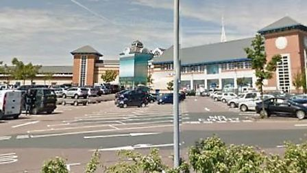 A brawl broke out at Lakeside, Thurrock on Friday, November 10. Picture: Google Maps