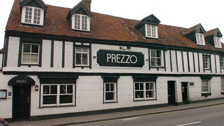 Prezzo, High Street, Hornchurch, which used to be The Kings Head. Picture: John Hercock