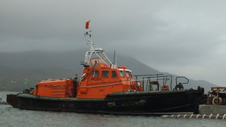The Thames Class Lifeboat Trust has secured funds to buy Rotary Service