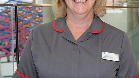 BHRUT chief nurse Kathryn Halford. Photo: BHRUT